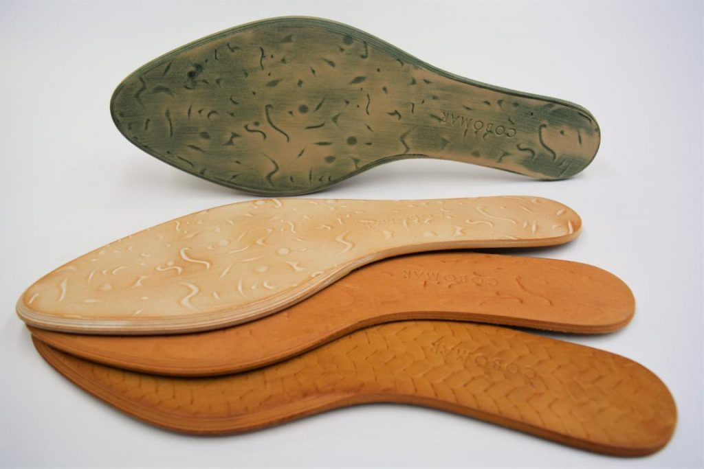 BRUSHED MICRO-BREATHABLE SOLE IN PRINTED COLOUR 1